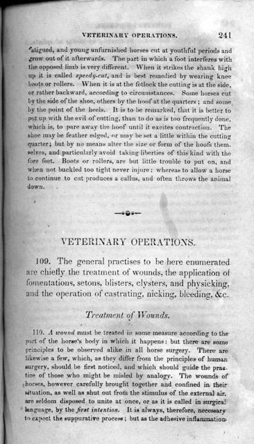 The gentleman's new pocket farrier : comprising a general description of the noble and useful animal, the horse; together with the quickest and simplest mode of fattening ... Also, a concise account of the diseases to which the horse is subject, with such remedies as long experience has proved to be effectual