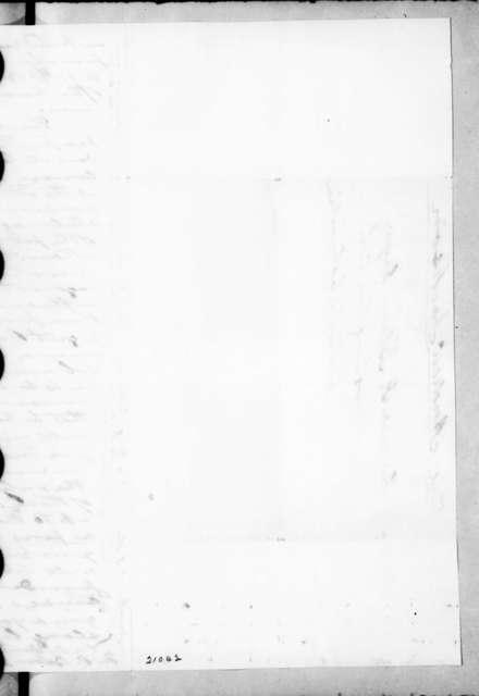 Andrew Jackson to Francis Preston Blair, December 14, 1837