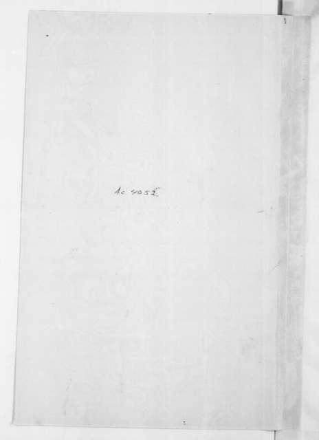 Andrew Jackson to John P. Hickman, December 26, 1837