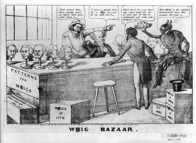 Whig bazaar