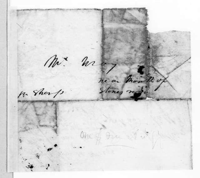 Andrew Jackson, Jr. to Wray, June 7, 1838