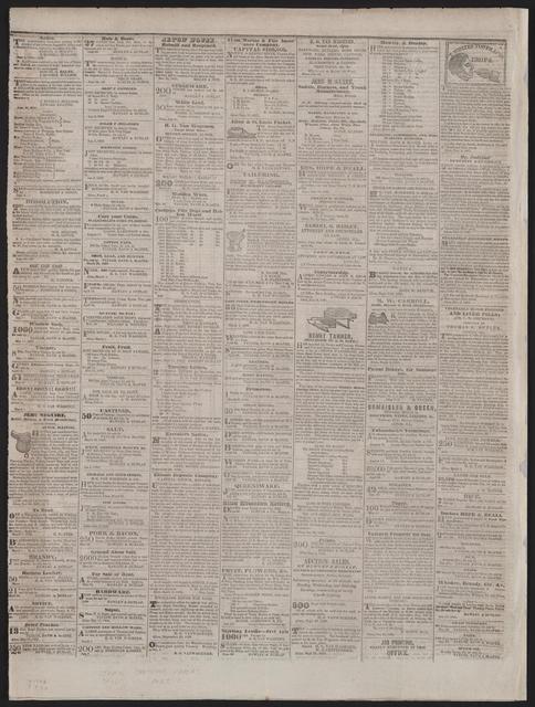 The Alton Spectator, [newspaper]. December 13, 1838.