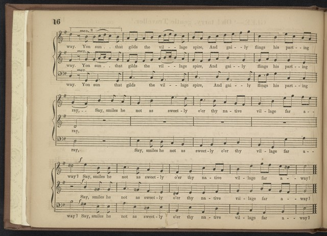 The  Boston glee book, consisting of an extensive collection of glees, madrigals, and rounds