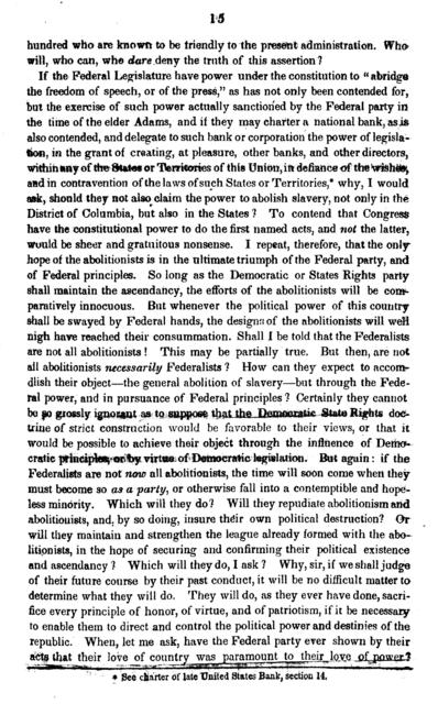 Remarks of Mr. Ely Moore, of New York, in the House of representatives, February 4, 1839, on presenting a remonstrance from citizens of the District of Columbia against the reception of abolition petitions, &c.