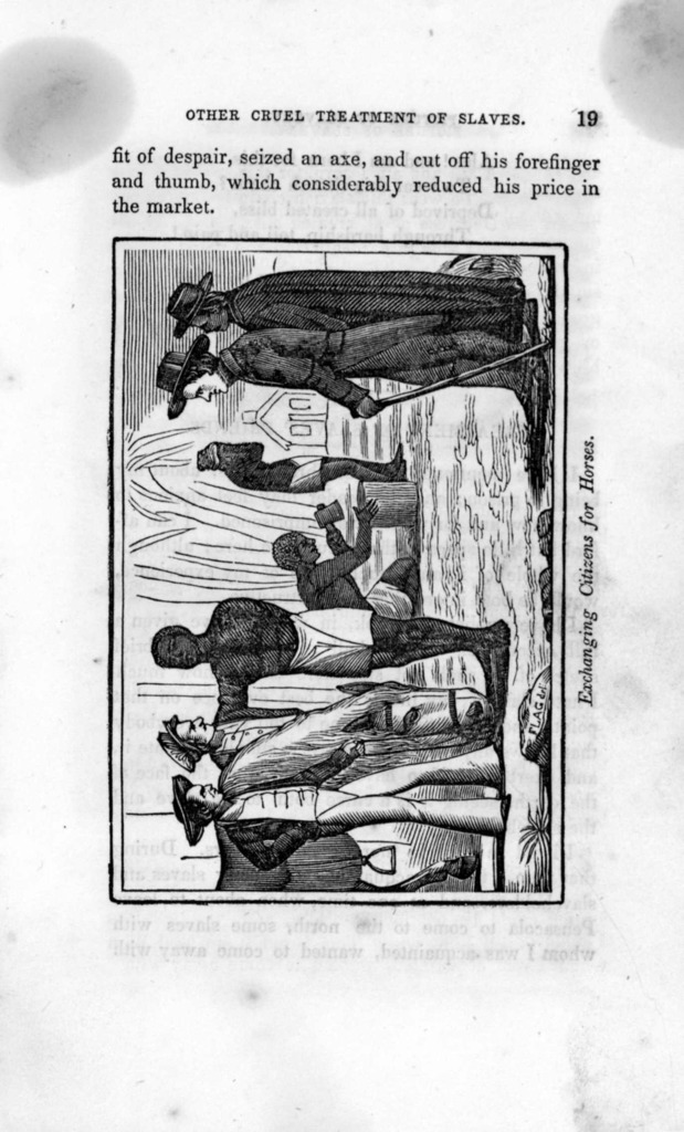 A picture of slavery, for youth.