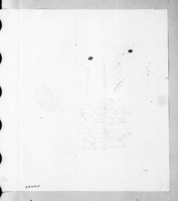 Denis Prieur to Andrew Jackson, November 3, 1840