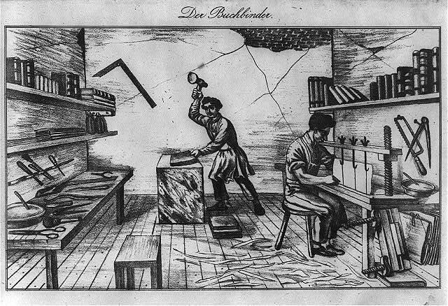 Der Buchbinder