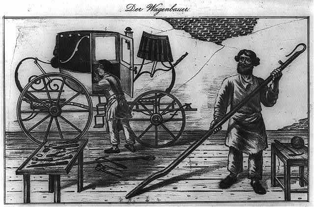 Der Wagenbauer