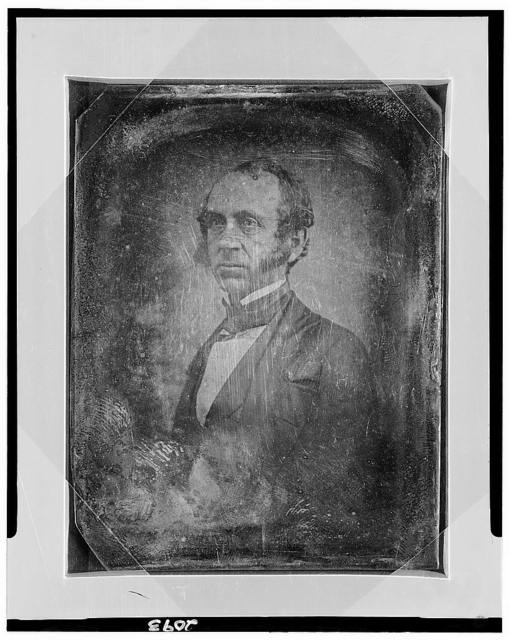 [James Duncan, head-and-shoulders portrait, facing left]