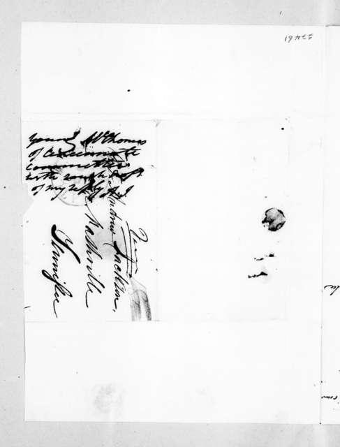 James Johnson et al. to Andrew Jackson, September 24, 1840