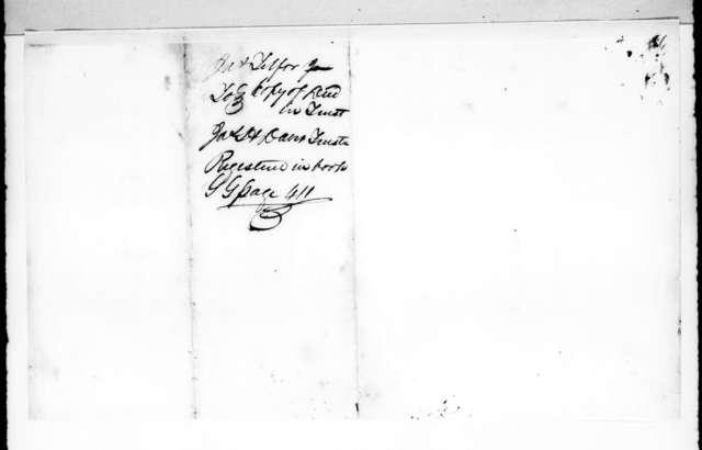 James Telford, Jr. to Joseph H. Davis, October 29, 1840