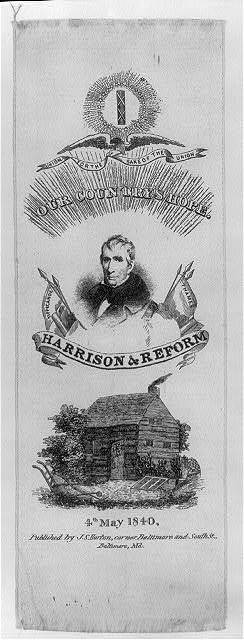 Our country's hope.  Harrison & reform 4th May 1840