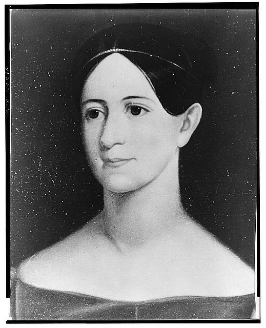Sarah York Jackson, daughter-in-law and White House hostess for President Jackson