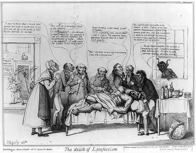 The death of locofocoism