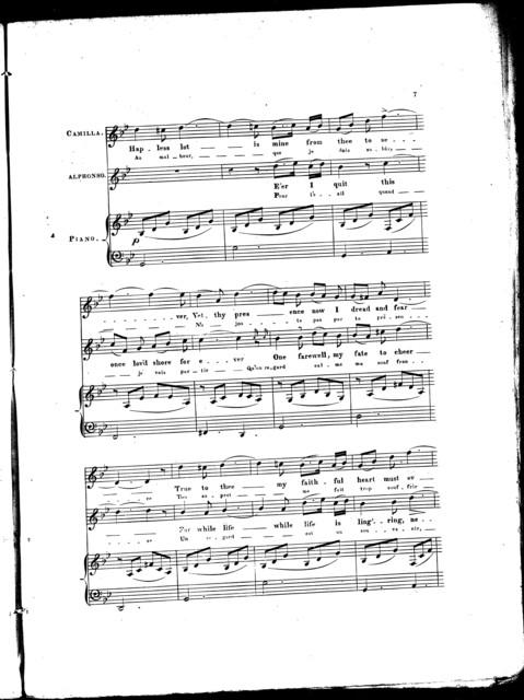 Pity pray, a wan'dring gondolier, barcarolle duett [from] Zampa