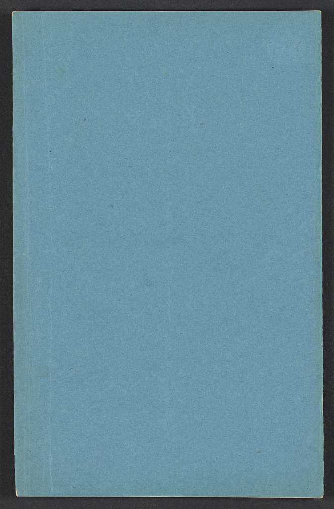 William Henry Harrison Papers: Series 4, Printed Matter, 1815-1922; Subseries B, Pamphlets Concerning Harrison; 1841 , 6 items