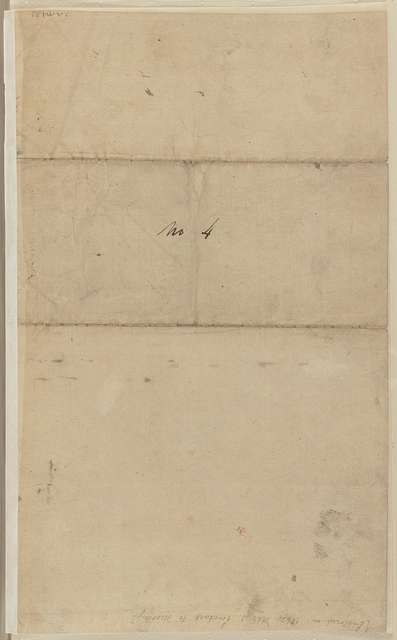 Abraham Lincoln papers: Series 1. General Correspondence. 1833-1916: Abraham Lincoln to Elias H. Merryman, [September 19, 1842] (Dueling instructions)