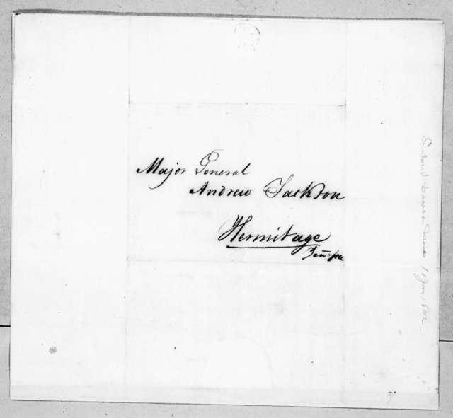 B. Schott to Andrew Jackson, June 8, 1842