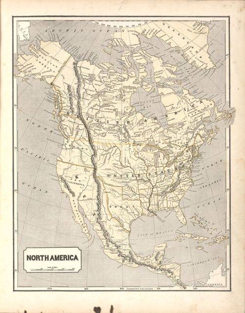Morse's North American atlas.