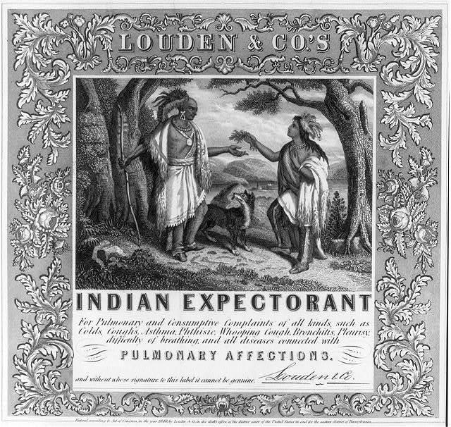 Louden's Indian Expectorant