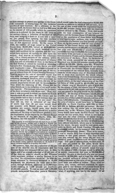 Address of the Democratic association. The treaty in favor of American tobacco, cotton, rice and lard rejected by the Whigs ... Washington City, Sept. 20, 1844.