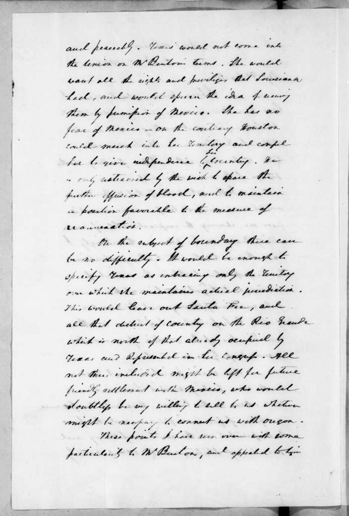 Andrew Jackson Donelson to Andrew Jackson, December 28, 1844