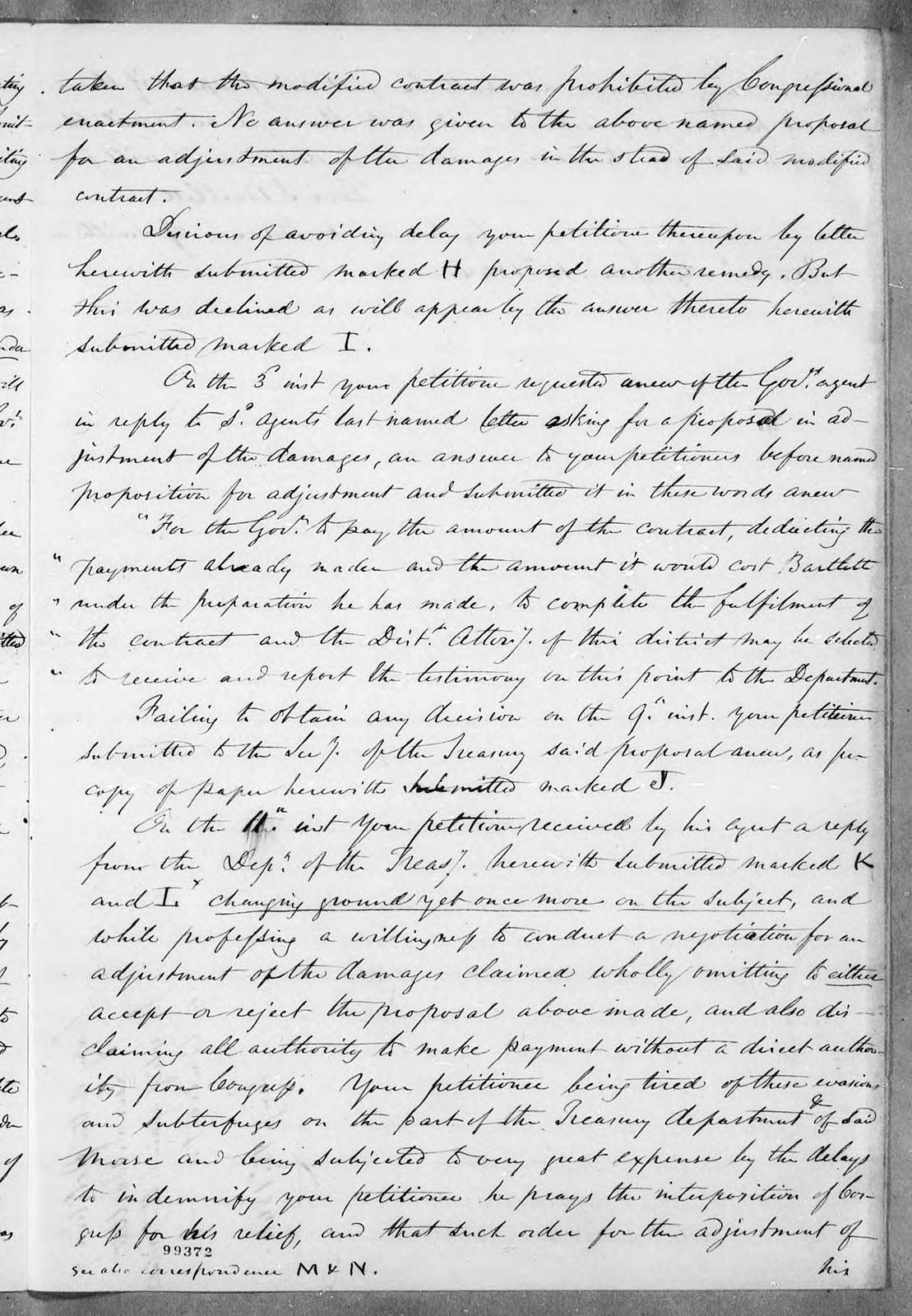 Bound volume---15 January-8 June 1844
