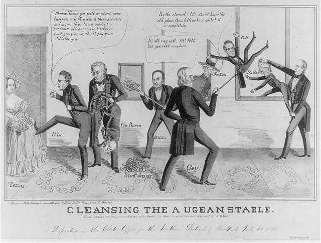 Cleansing the Augean stable