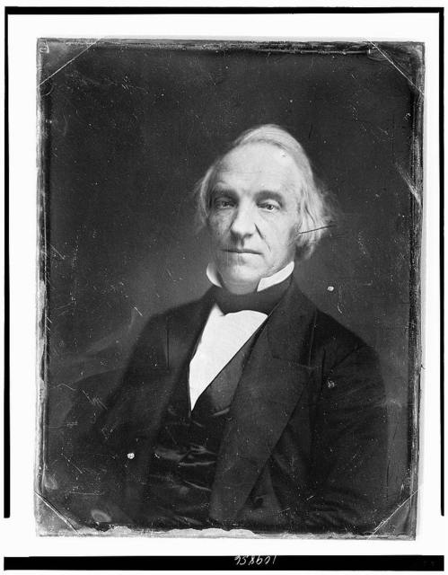 [Daniel Dickinson, head-and-shoulders portrait, slightly to the left, facing front]