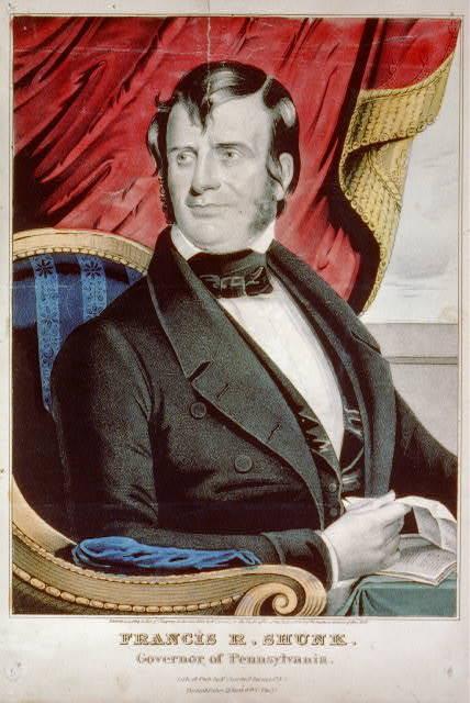 Francis R. Shunk: Governor of Pennsylvania