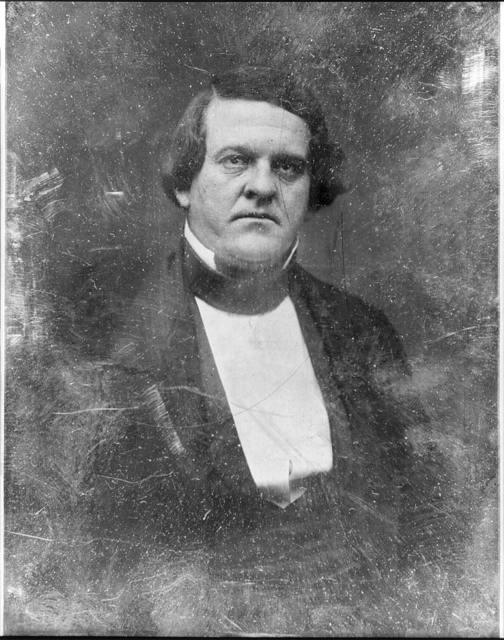 [Howell Cobb, half-length portrait, facing front]