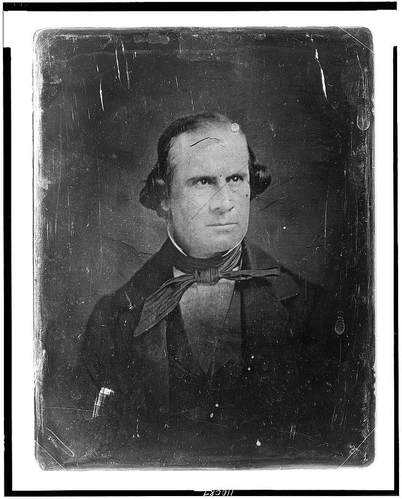 [Nathaniel Bowditch Blunt, head-and-shoulders portrait, head slightly to the right]
