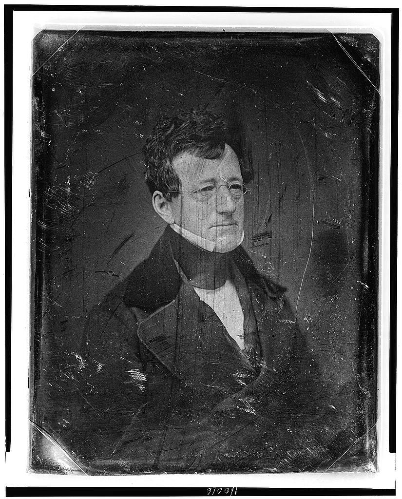 [Samuel G. Goodrich, head-and-shoulders portrait, three-quarters to the right]
