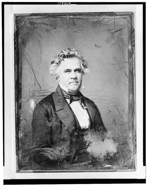 [Shepherd Knapp, half-length portrait, slightly to right, eyes front]