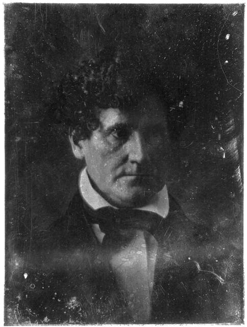 [Thomas Sowerby Hamblin, head-and shoulders portrait, slightly to the left]
