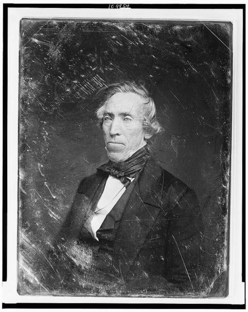 [Unidentified man, about 70 years of age, half-length portrait, facing three-quarters to the left]