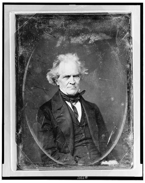 [Unidentified man, about 70 years of age, half-length portrait, slightly to the right, eyes front]