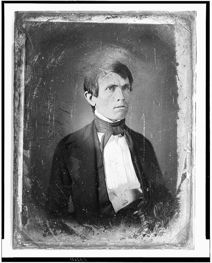 [Unidentified man, head-and-shoulders portrait, facing right]