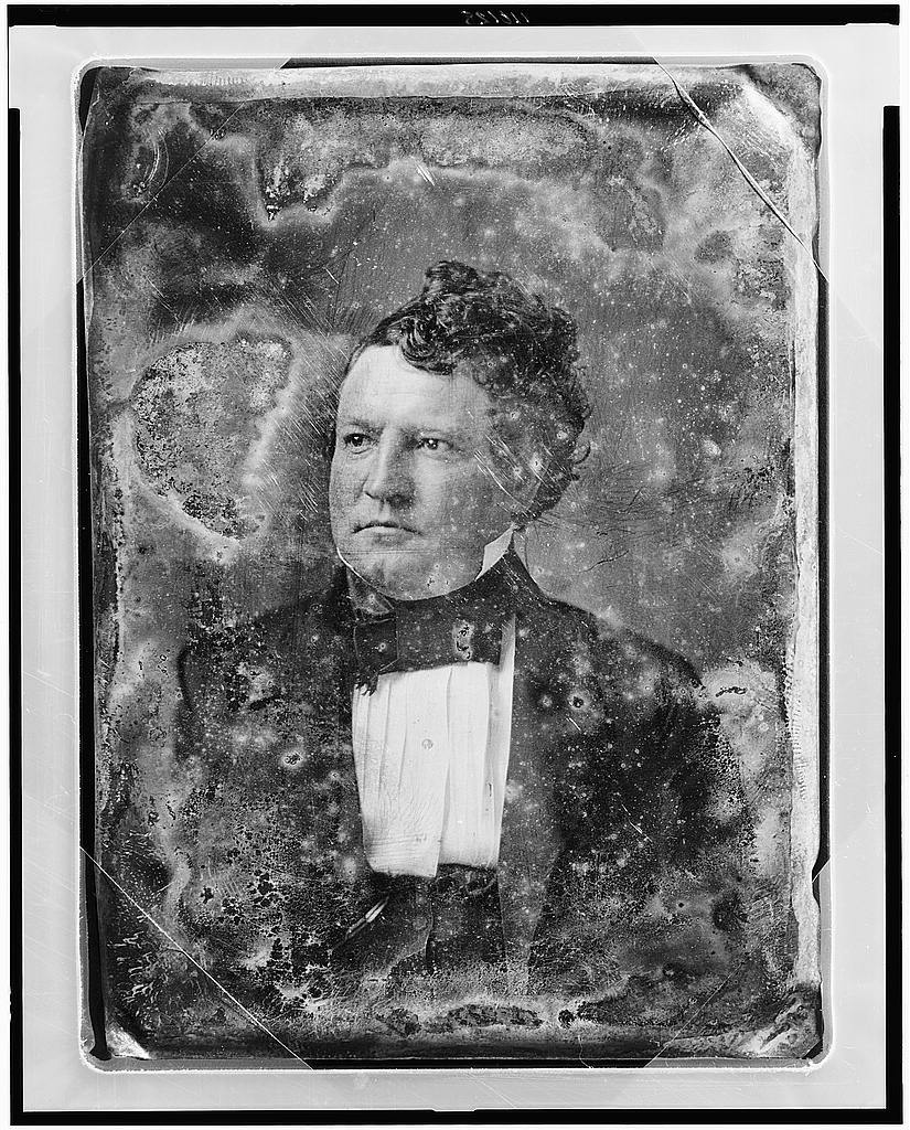 [Unidentified man, head-and-shoulders portrait, slightly to left]