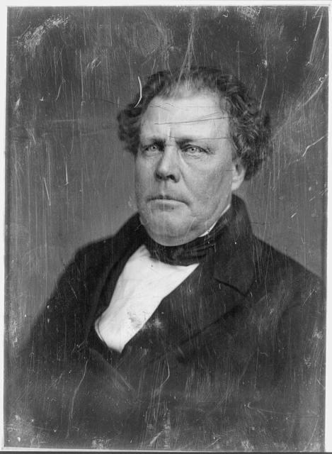 [William C. Dawson, head-and-shoulders portrait, three-quarters to right]