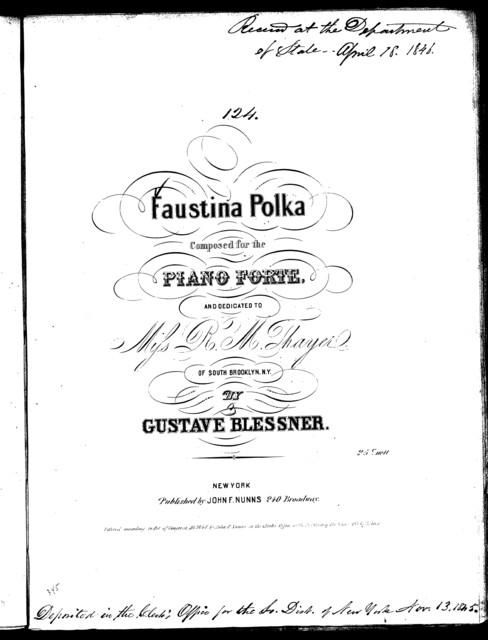 Faustina polka