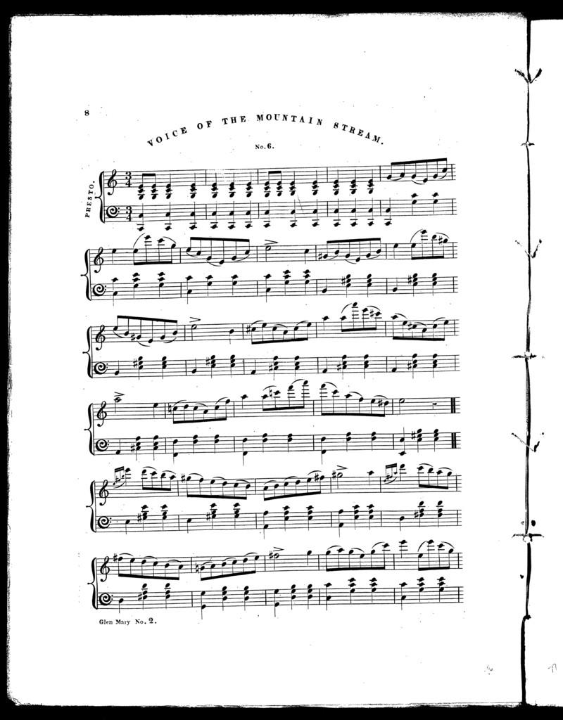 Glenmary waltzes, no. 2