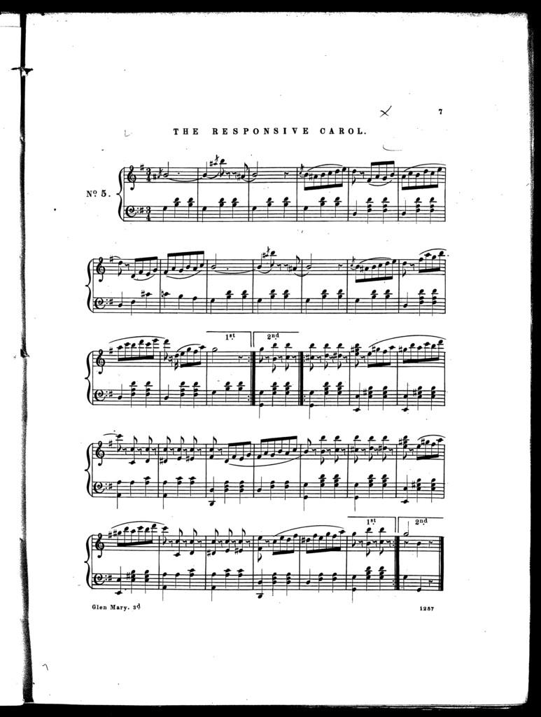 Glenmary waltzes, no. 3