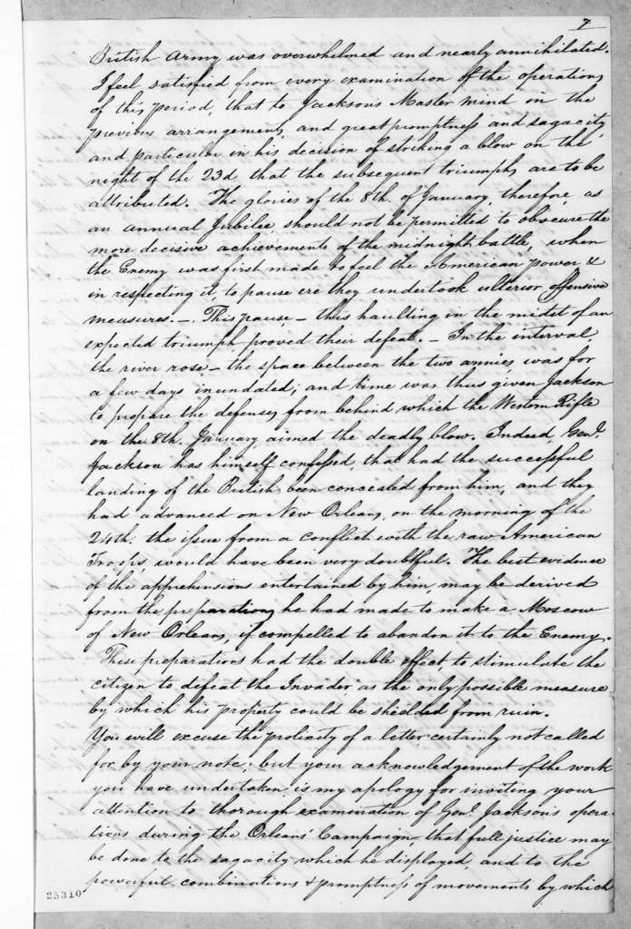 James Gadsden to Charles Jared Ingersoll, May 31, 1845