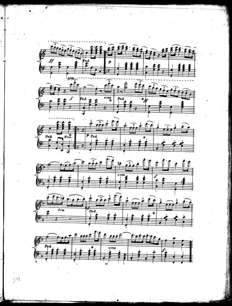 Lucrezia Borgia waltz
