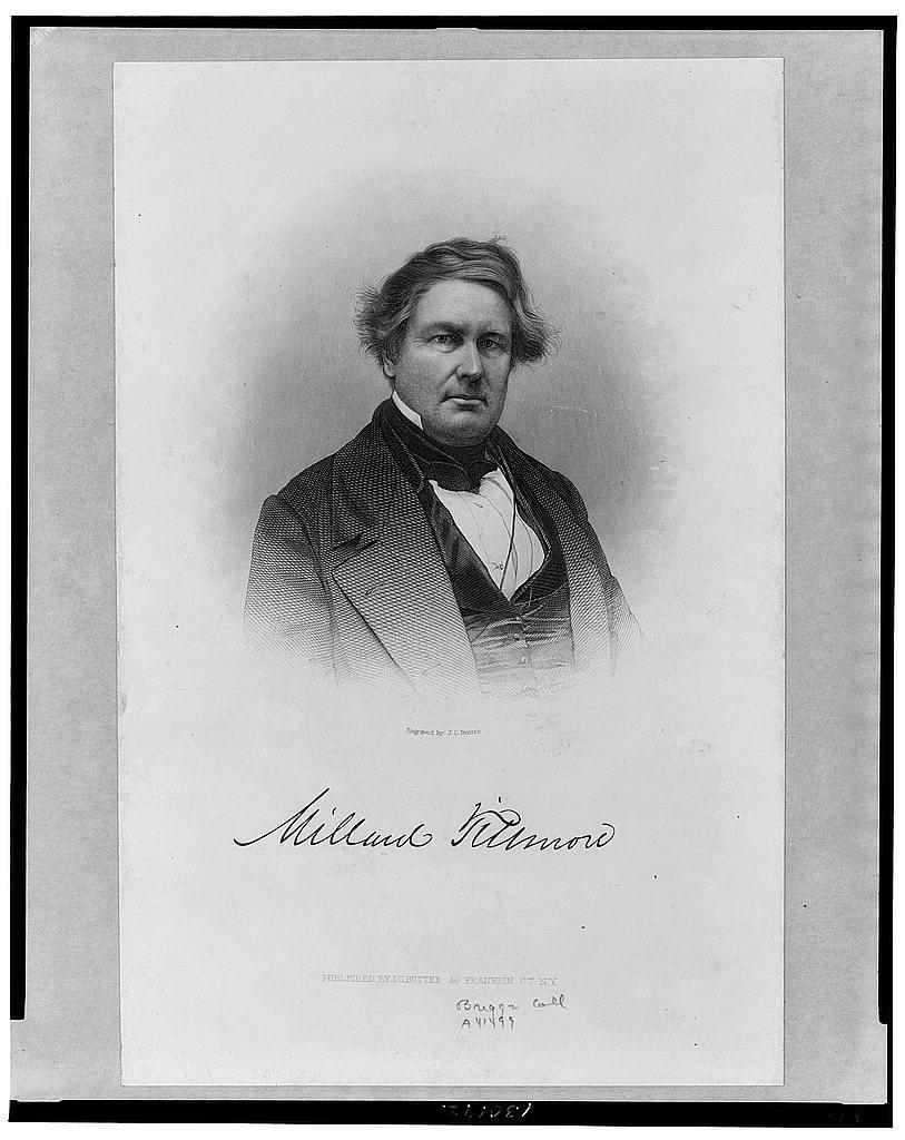 Millard Fillmore / engraved by J.C. Buttre.
