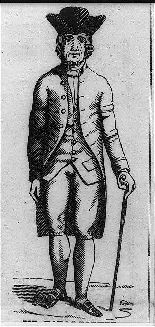 Mr. Zadoc Porter, great great grand uncle of Dr. Porter