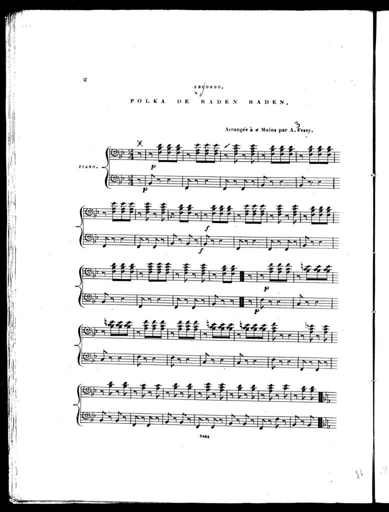 Polka de Baden Baden