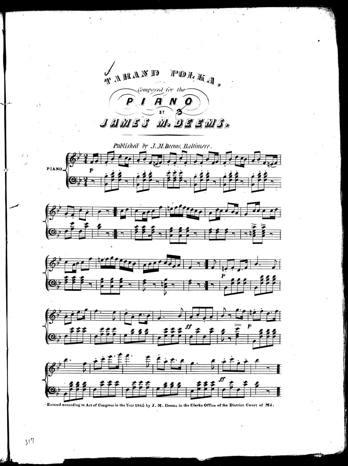 Tarand polka