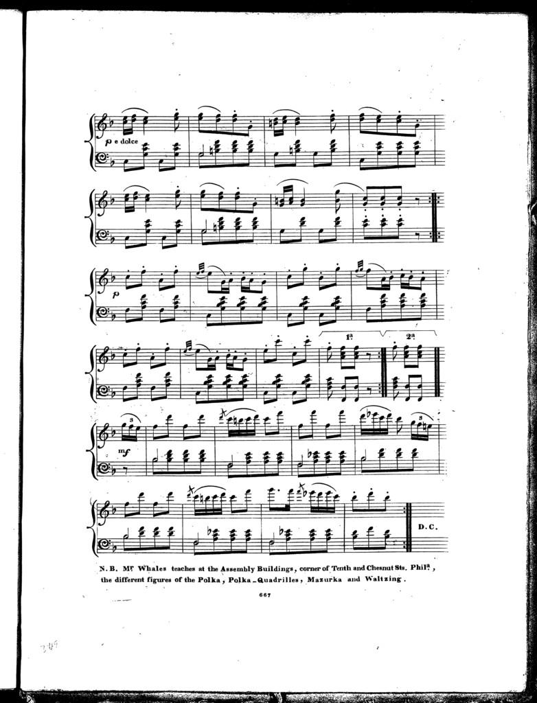 The  Empress Anne's polka